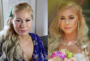 Bridal Hair and Makeup Phuket